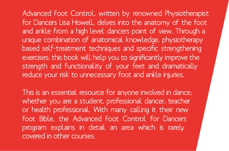 About the Advanced Foot Control Program